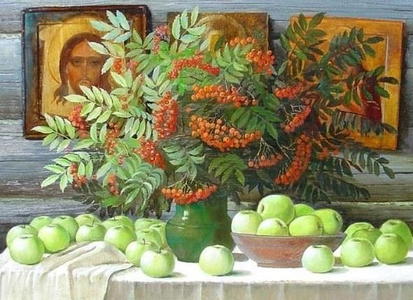 Яблочный Спас - праздник прощания с летом