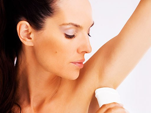 How to make armpits stop sweating