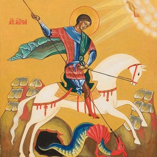Великомученик Георгий Победоносец – легендарный святой-воитель, один из любимых и самых почитаемых на Руси