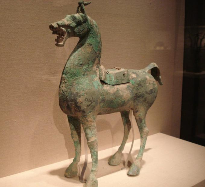 Фигурки из свинца люди делали в глубокой древности