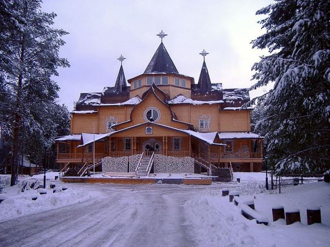 Резиденция в Великом Устюге
