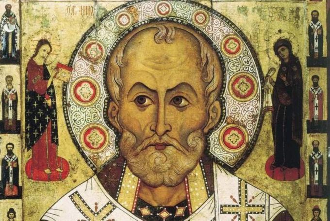 22 мая вспоминают одного сз самых любимых святых - Николая Чудотворца