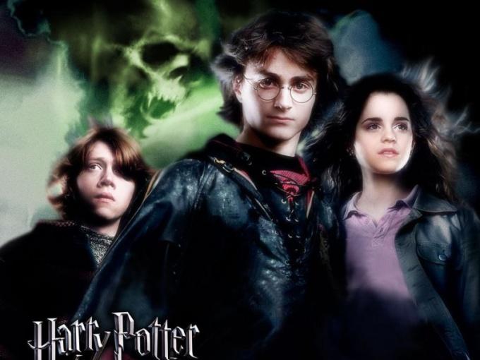 Сколько фильмов про Гарри Поттера?