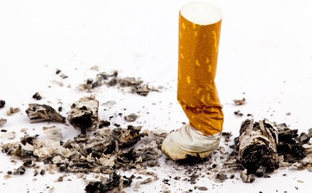What happens to the body after quitting Smoking cigarettes