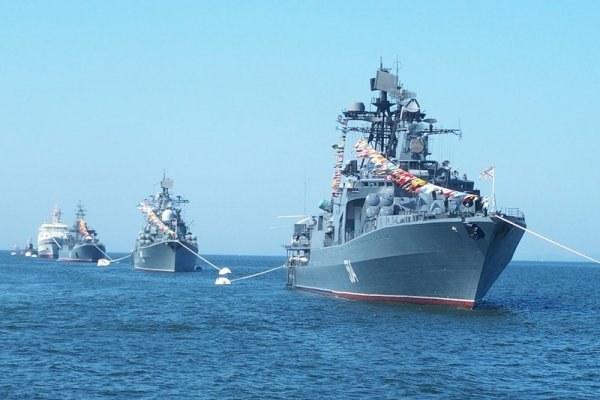21 мая – День Тихоокеанского флота
