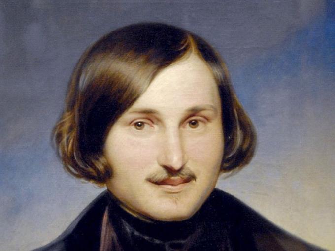 Где родился Гоголь