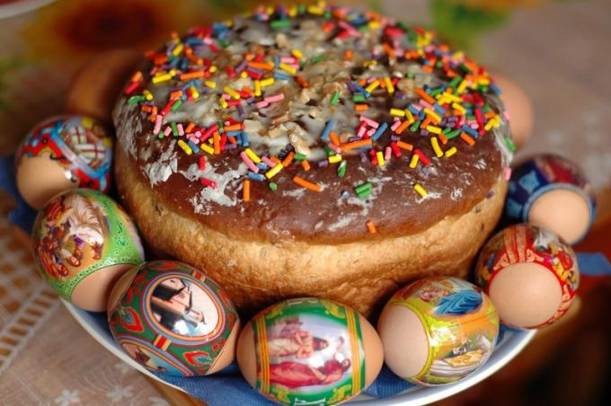 Когда будет праздноваться Пасха в 2014 году