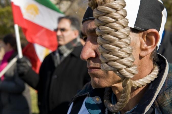 В каких странах смертная казнь