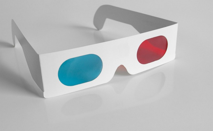 Простейшие очки для 3D