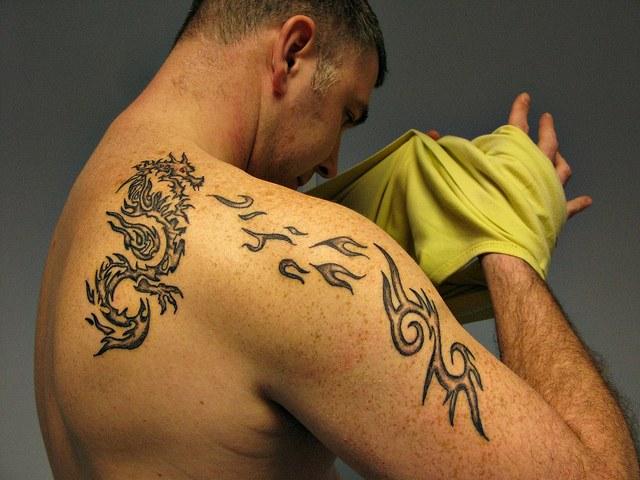 Татуировка - это на всю жизнь