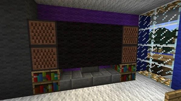 Такой телевизор украсит интерьер любого виртуального дома
