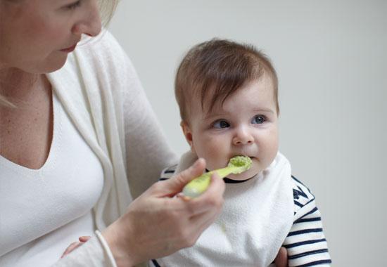 Какие пюре можно давать ребёнку от 7 месяцев
