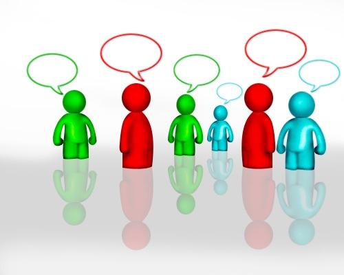 Как создать чат в социальной сети в контакте