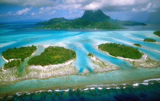 Where is Bora Bora