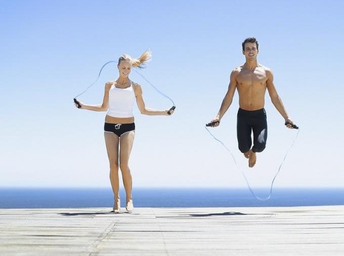 Что такое скипинг, или Какая польза от скакалки