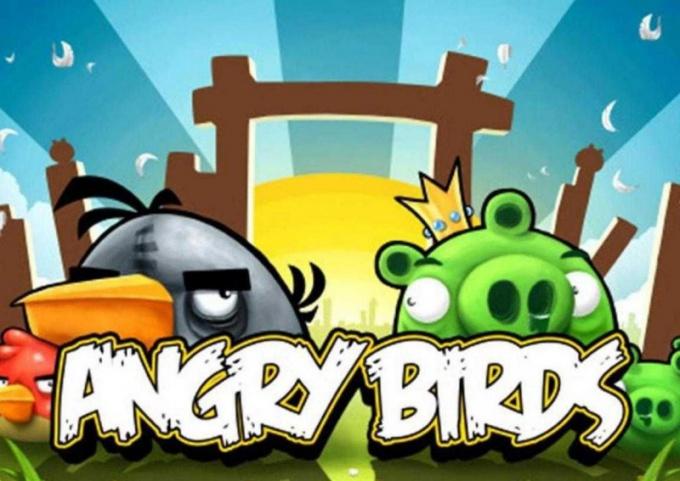 Где скачать angry birds для компьютера
