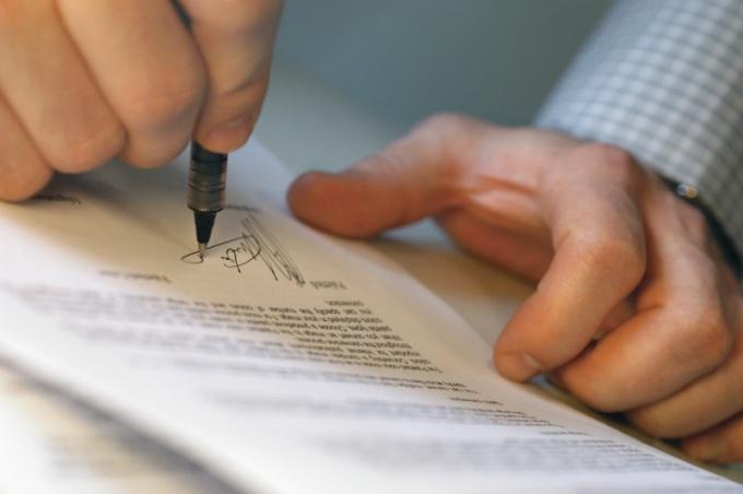 Роспись, подпись, факсимиле: чем они различаются и когда бывают нужны