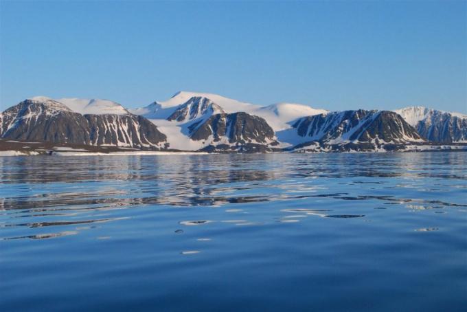 """Какое море называют """"ледяным мешком"""""""