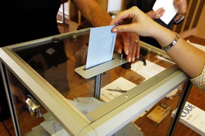 Как проголосовать за границей