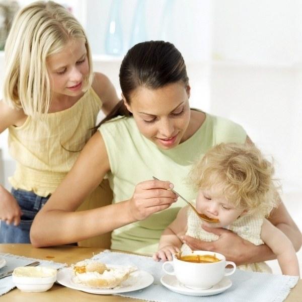 Какой приготовить суп ребенку
