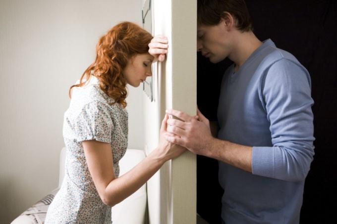 Как помириться с любимым — как примириться с собой