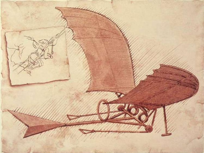 Какие изобретения принадлежит Леонардо да Винчи