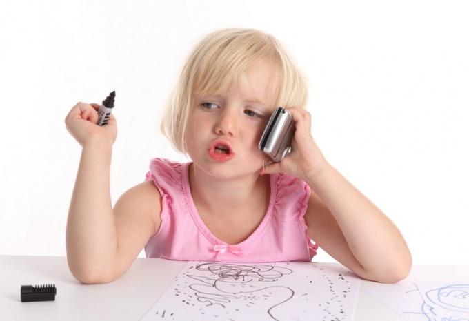 Урон мобильного телефона: говори, но с осторожностью!