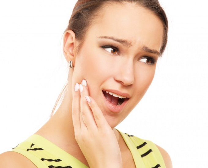 What to do if a tooth ache