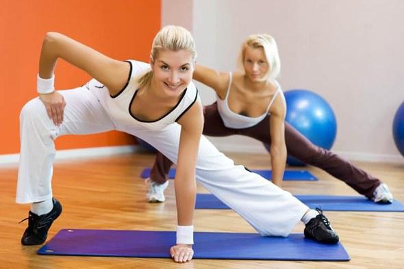 Аэробные тренировки для похудения