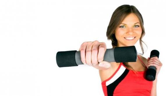 Поход спортзал способствует похудению