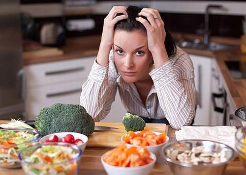 Сбалансированная диета залог здорового похудения