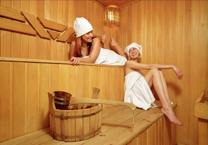 Sauna is the best way to lose weight healthy