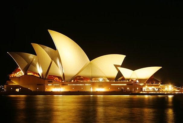 Несколько интересных фактов об Австралии