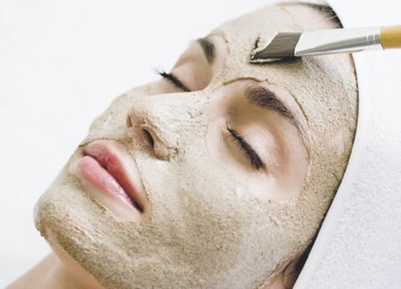 Mask for face tightening