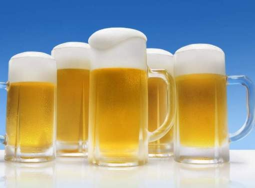 How to open the sale of beer by the glass