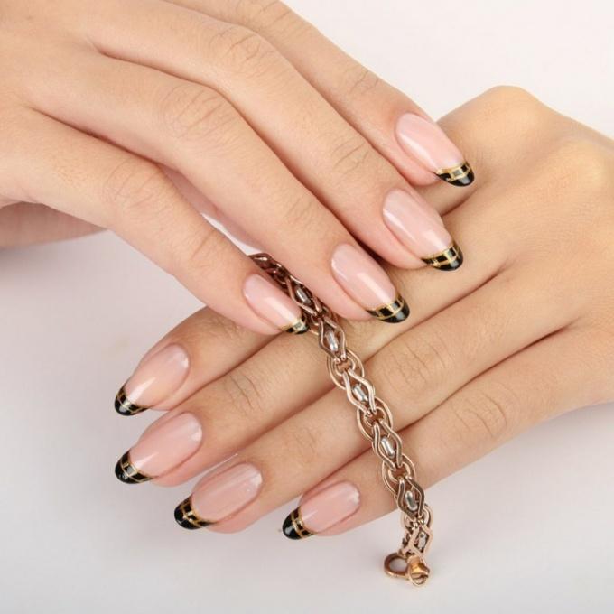 Как снять акриловые ногти в домашних условиях