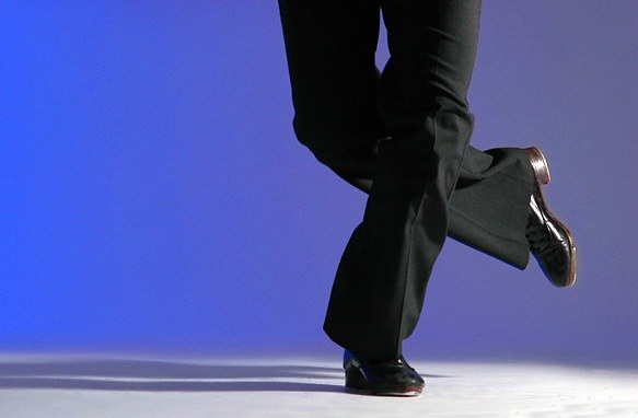 Танцевать степ, как Фред Астер