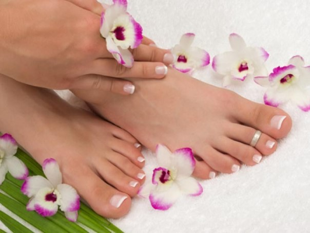 How to make a professional pedicure at home