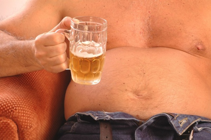 How to clean a beer belly, eliminating several products