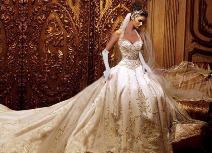 Брать ли свадебное платье напрокат