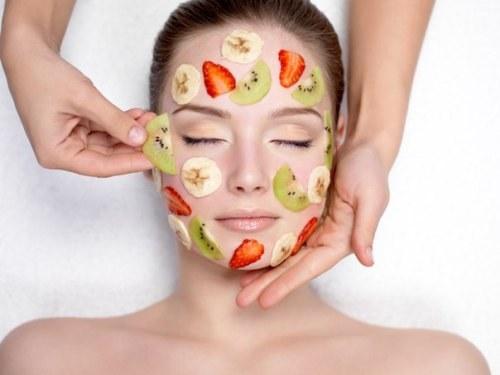 Fruit mask for face