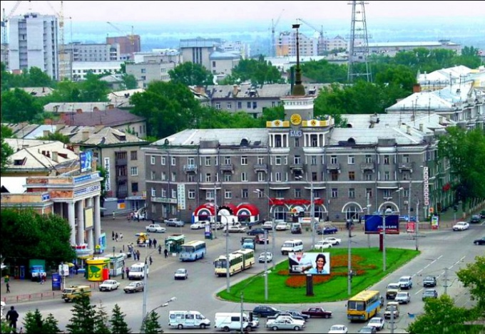 The history of Barnaul: urban legends