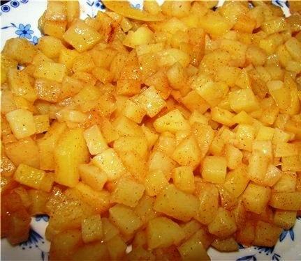Как приготовить вкуснейший картофель с чесноком