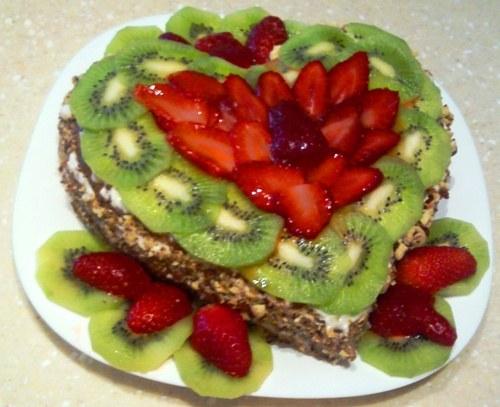 """Как испечь торт """"Любовь"""""""