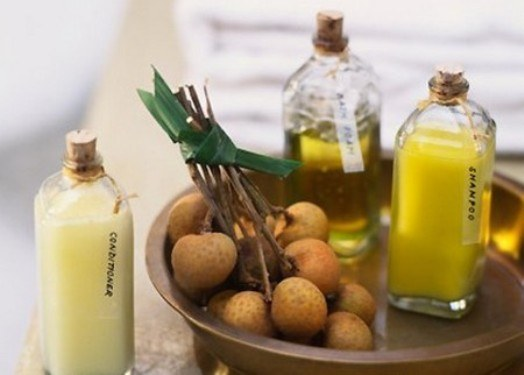 Recipes of natural shampoo