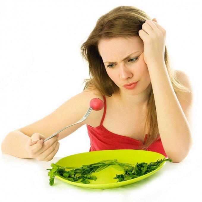 8 ошибок в диетах