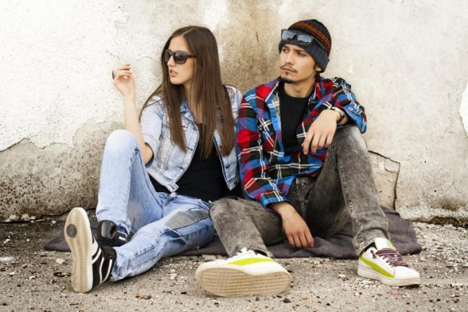 Как отстирать крепко загрязненные джинсы?