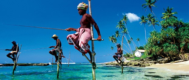 Шри-Ланка – рай на просторах Индийского океана
