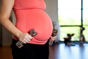 Можно ли совместить спорт и беременность?
