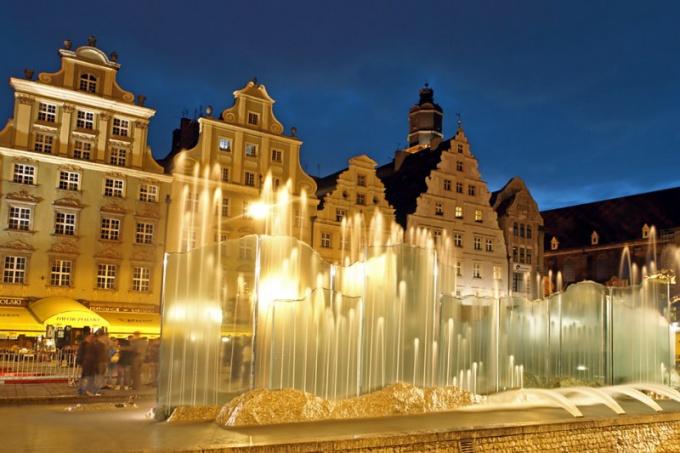 Путешествие по Польше: Вроцлав